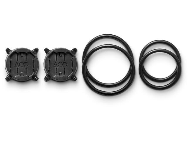 Cube ACID X-Lock Kit de supports pour arceau de tente, black
